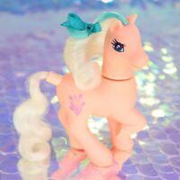 My Little Pony Magic Motion Ponies TIPSY TULIP Peach Jewel Eyes G2 MLP BC707