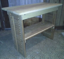 Handmade Side Table, Vintage 2 shutters,Entryway Table, End Table,made to order