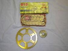 Kawasaki ZX7'R '96-'03 DID VX-GB X Ring Chain & Talon Sprocket Kit.New,
