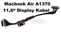 "LVDS LED Display Kabel Screen cable MACBOOK Air 11,6"" A1370 MC505 MC506"