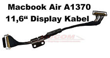 """LVDS led display cable Screen cable macbook air 11,6"""" a1370 mc505 mc506"""