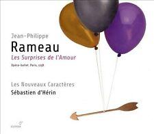 Les Surprises De L'amour, New Music