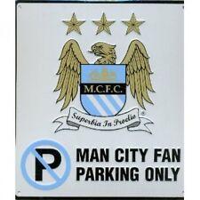 Manchester city fc Fan Seulement pas de Parking Rue Signe Cadeau