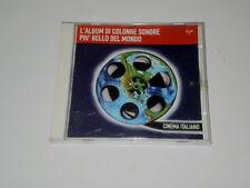 CINEMA ITALIANO - L'album di colonne sonore più bello al mondo - CD 2001 VIRGIN