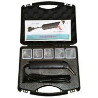 1X(Kit De Reparacion De Parachoques De Coche De Plastico Grapador Caliente V8E2