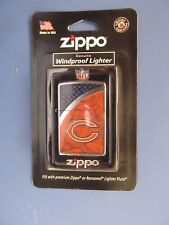 Chicago Bears Zippo Lighter Re-fillable Windproof  #29356  NEW