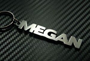 MEGAN Name Keyring Keychain Key Fob