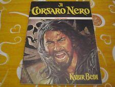 ALBUM DI FIGURINE IL CORSARO NERO - EDIZIONI PANDA PLAY - OTTIMO+ (44/300)