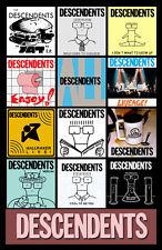 "DESCENDENTS album cover discography magnet (3.5"" X 4.5"") punk rock nofx all milo"