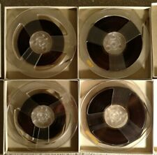 KING BUSCUIT FLOWER HOUR  Peter Frampton 1977  2 Parts 4-reel to reels w/Q-sheet
