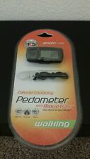Sportline Pedometer Calorie Counting Step Track w/MoveTrac Exercise Distance