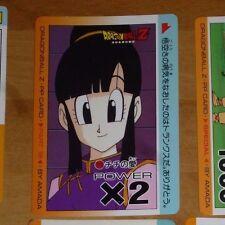 DRAGON BALL Z DBZ AMADA PP PART 18 CARD CARDDASS CARTE 771 MADE IN JAPAN NM