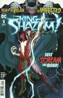 The Infected King Shazam #1 Main Cover DC Comics 2019