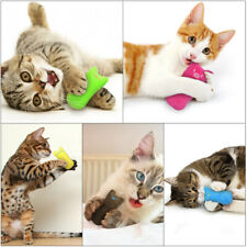 Teeth Grinding Catnip,Pet Kitten Vocal Toys. Funny Interactive Plush Cat Toys