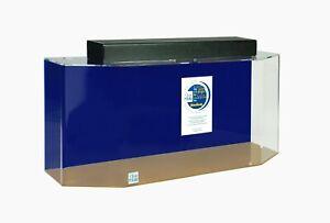 """Aquarium - Acrylic - Flatback Hex - 20 Gal FBH Tank 30"""" X 12"""" X 16"""" TALL"""