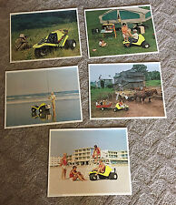 VINTAGE ORIGINAL Tricart Sports Vehicle by SPD Sales Posters Set RARE
