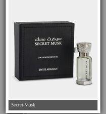 Secret Musk Perfume Oil Swiss Arabian