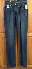 New Men's Cinch Jeans Indigo 28X40 White Label Relaxed Fit