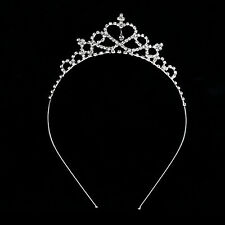 Baby Girls Headband Glitter Tiara Crown Hair band Birthday Princess Accessories