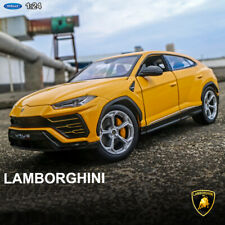New In Box Welly 1/24 Lamborghini Urus SUV Diecast Model Car Toy Collection