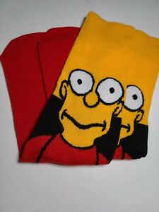 Funny Bar Simpson Ssocks  LET EVERYONE LOOKS YOUR FUNNY SIDE!