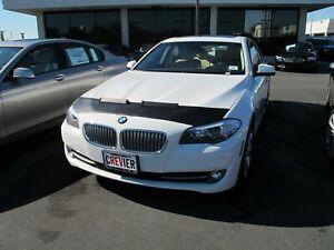 Colgan Custom Sport Hood Bra Mask Fits BMW 528i, 535i, 550i Xdrive 2011-2013