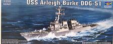 Zerstörer USS Arleigh Burke,DDG-51,US.Navy,OVP,Trumpeter,04523,1:350,NEUWARE