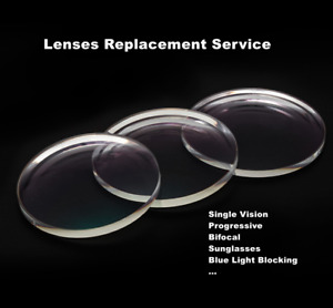 Our Lenses Replacement Service For Rimless Eyeglasses Frames  Glasses L030