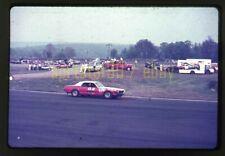 1969 Mercury Cougar #04 - Unknown Northeast Track - Vintage 35mm Race Slide