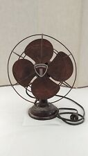 Vintage 4 Blade Westinghouse Osculating Fan! Tested WORKS!!