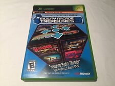 Midway Arcade Treasures 3 (Microsoft Xbox) Original Complete LN Perfect Mint!