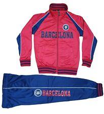 Kinder Jogginganzug Trainingsanzug Sportanzug  Jungen Mädchen BARCELONA