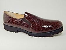 New Amalfi Brown Slip-On Loafers No-Slip Heavy Duty Sole Comfort TASCA 10