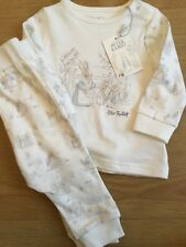 Mothercare Peter Rabbit (Pyjamas Set ) Trousers, Top Age 3-6 Months