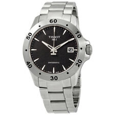 Tissot V8 Automatic Black Dial Mens Watch T1064071105100