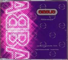 ERASURE ABBA-ESQUE BELGIAN MAXI CD SINGLE EURODANCE
