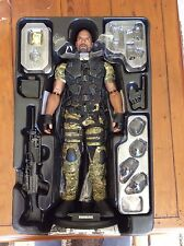 Hot Toys G.I. Joe The Rock Dwayne Johnson as Roadblock MMS199. 1/6 Scale