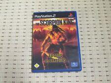 The Scorpion King ascenso del akkadiers para PlayStation 2 ps2 PS 2 * embalaje original *