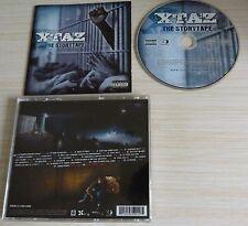 RARE CD ALBUM XTAZ THE STORYTAPE 23 TITRES + 2 BONUS TRACKS 2007 RAP FRANCAIS