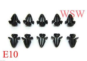 Grill lock clip for 86-97 Nissan Hardbody D21 Navara 720 BDI 925 Maxima Stanza