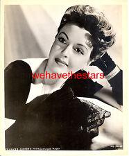 Vintage Frances Gifford GORGEOUS GLAMOUR 40s MGM Publicity Portrait