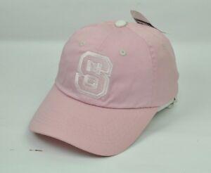 NCAA Captivating Headgear North Carolina State Wolfpack Womens Hat Cap Pink