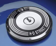 HARLEY DAVIDSON OEM ORIGINAL  FUEL CAP MEDALLION  STREET XG MODELS MADE IN USA