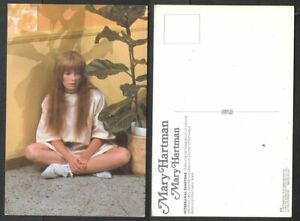 Old Television Advertising Postcard - Louise Lasser, Mary Hartman, Psychiatric
