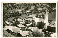 CPSM 74 Haute-Savoie Morzine l' Eglise