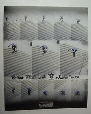 Dwindle BLIND Skateboard Enjoi quasi CLICHE 'CATALOGO 2013. skate ART. RARA