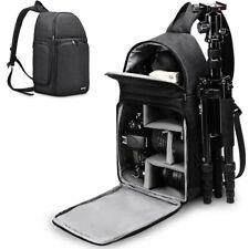 CADeN Camera Bag Waterproof Sling Backpack Fit 1camera 3 lenses tripod accessory