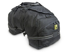 Wolfman Luggage 2017 Beta Plus Rear Bag Duffel Black KTM BMW WR WRF NEW