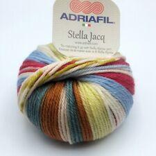 STELLA JACQUARD ADRIAFIL Farbverlauf 85 Wolle reine Merinowolle SUPERWASH Merino