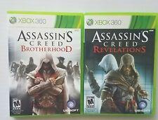 Assassin's Creed: Revelations and Brotherhood bundle (Microsoft Xbox 360)